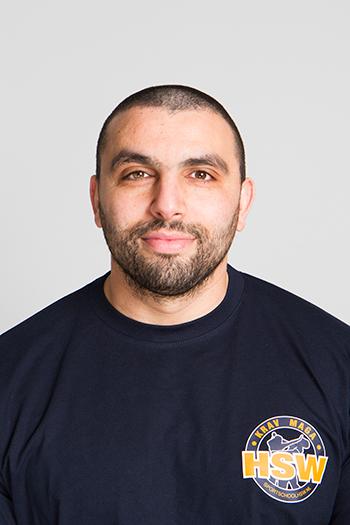Kais Malek - Krav Maga instructeur