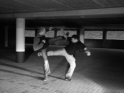 Krav Maga - Weerbaarheid in Utrecht