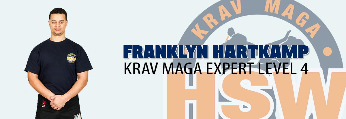 Franklyn Hartkamp - Krav Maga Expert Level 4